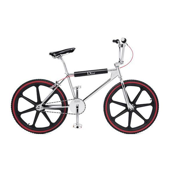 限量 DIOR HOMME BMX 極限自行車